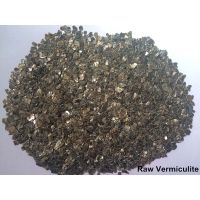 0.3-1mm, 1-3mm, 4-8mm Raw Vermiculite with 7-times expanded for Construation, Industry etc.