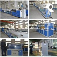 PPR Pipe Production Line, Plastic Pipe Extrusion Line