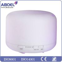 500 ml LED Light Ultrasonic Aroma Diffuser With 7 Color Changing