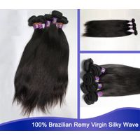 100% Brazilian Remy Virgin Silky Wave
