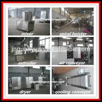 Soybean Protein/Soybean Nuggets/Soybean Chunk Making Machine/Production Line thumbnail image