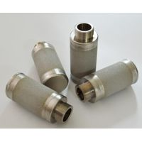 Sintered stainless steel filter cartridge for gas diffuser, liquid filtration and purification thumbnail image