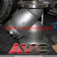 AVC Y STRAINER,T STRAINER,BASKER STRAINER thumbnail image