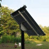 Heat Pipe Solar Collector for Commercial Applications thumbnail image
