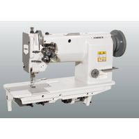 double needle lockstitch sewing machine