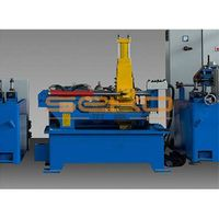 high-speed weld bead rolling machine