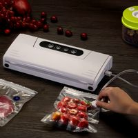 Sea-maid Sous Vide Plastic Bag With Hand Vacuum Sealer For Food Storage thumbnail image