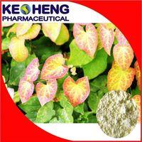 top quality icariin 5% 10% 20% 50% 98% epimedium extract with best price