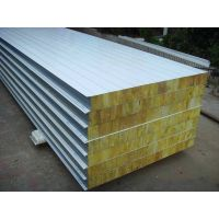 Easy Install rock wool sandwich panel