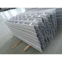 Hot dip galvanized cable ladder