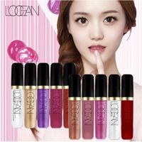 Locean lip make up line - Lip gloss, Lip crayon, Lip palette, Lip care, Lip balm, Lip scrup
