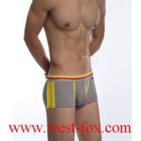 Classic Cotton Sexy And Fashion Young Mens Boxer Shorts Underwear