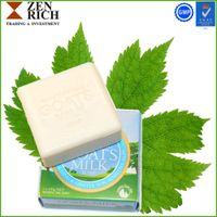 Moisturizing Natural Face Fresh Goat Milk Whitening Soap in Goat Milk Soap