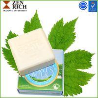 Moisturizing Natural Face Fresh Goat Milk Whitening Soap in Goat Milk Soap