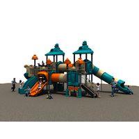 Amusement children school playground safety equipment thumbnail image