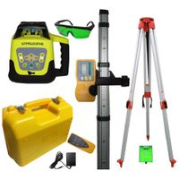 FILO Green line auto rotation laser level kit