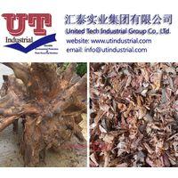 wood single shaft shredder, tree root grinder, wood chipper, one rotor shredder