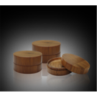 8g Organic Bamboo Powder Cases