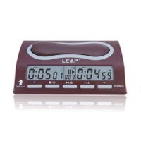 Digital chess clock ideal for Chess, Chinese Chess, and I-Go