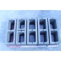 QTJ4-45 manual cement concrete hollow block pave brick forming machine thumbnail image