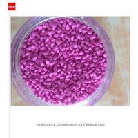 Violet Color Masterbatch for General Use