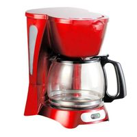 Coffee Maker with Red color