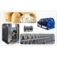 CE high commercial value casssava starch production machinery with best price china|cassava starch p