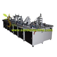 Flexible Manufacture System Mechatronics Traininig System Didactic Equipment thumbnail image