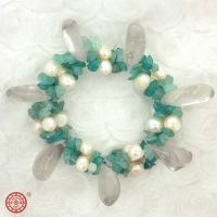 Gemstone Bracelet of Crystal