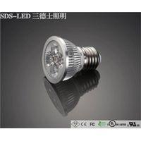 3W LED spotlight SMD2835 warm white dimmable LED spot bulb