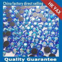 W0906 High quality DMC rhinestones,China wholesale hot fix dmc rhinestone