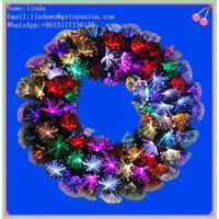 Popular Personalized Wholesale Artificial Christmas wreath