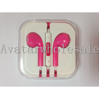 Candy Red earphone