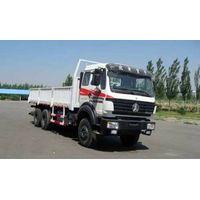 Beiben cargo truck 6x4,lorry, North Benz, Mercedes-Benz technology