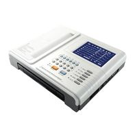 12 Channel Electrocardiograph(ECG-005)