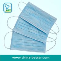 Anti-Dust 3-Ply Auto-Machine Earloop Face Mask thumbnail image
