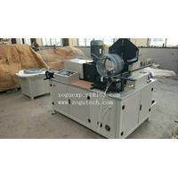 Spin filter center tube rolling machine