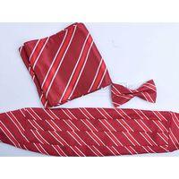 Custom silk woven cummerbunds Custom Cummerbunds thumbnail image
