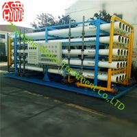 100,000 LPH Industrial china RO Water treatment plant