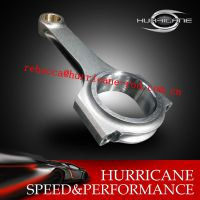 "Honda Acura Integra GSR 1.8 VTEC B18C H-beam forged connecting rod , 5.433"" rod length"