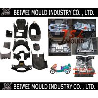 Premium Customized Two Wheeler Plastic Parts Mould