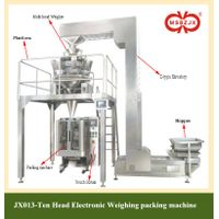 JX013- Packaging Machine With Ten Head Electronic Weigher