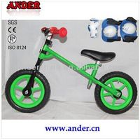 2014 first bike for children with knee pad (Accept OEM service) thumbnail image