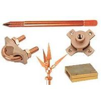 Earthing Accessories Earth Rod Copper rod thumbnail image