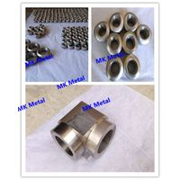 Grade 1, 2, 5, 6, 7, 9, 12, 23 titanium and titanium alloy forging parts