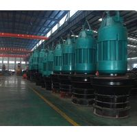 mixed-flow submersible pump