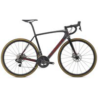 2017 SPECIALIZED S-WORKS TARMAC DISC RED ETAP ROAD BIKE