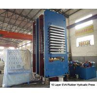 Multi-layer Rubber Hydraulic Press