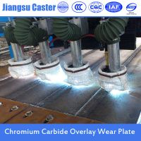 Abrasion Resistant Steel Plate Chromium Carbide