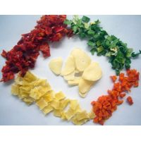 Dehydrated Vegetable For Instant Noodles, dehydrated potato, dehydrated pumpkin slice, Dehydrated Ga thumbnail image